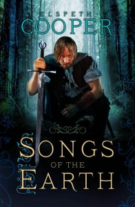 Songs of the Earth UK cover