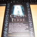 ARC for French edition - front