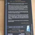 ARC for the French edition - back