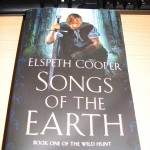 ARC of Tor's edition of Songs of the Earth