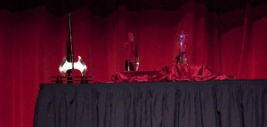 Gemmell Awards trophies