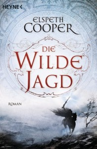 Cover of German edition, Die Wilde Jagd