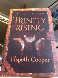 Finished copy of Trinity Rising