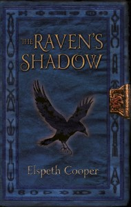 The Raven's Shadow final cover art