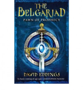 Cover of David Eddings' Pawn of Prophecy