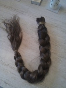 My ex-braid