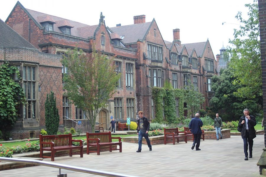 Photo of Newcastle University