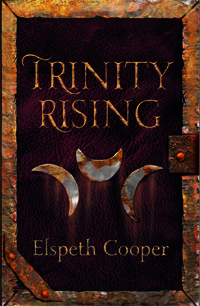 Trinity Rising cover