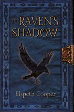 Cover of The Raven's Shadow